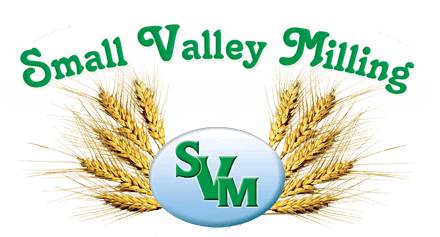 small valley logo